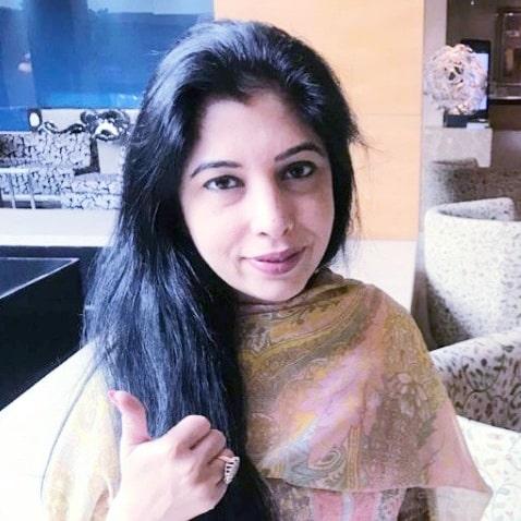 Amrita Monga Kapoor supports HopeNow
