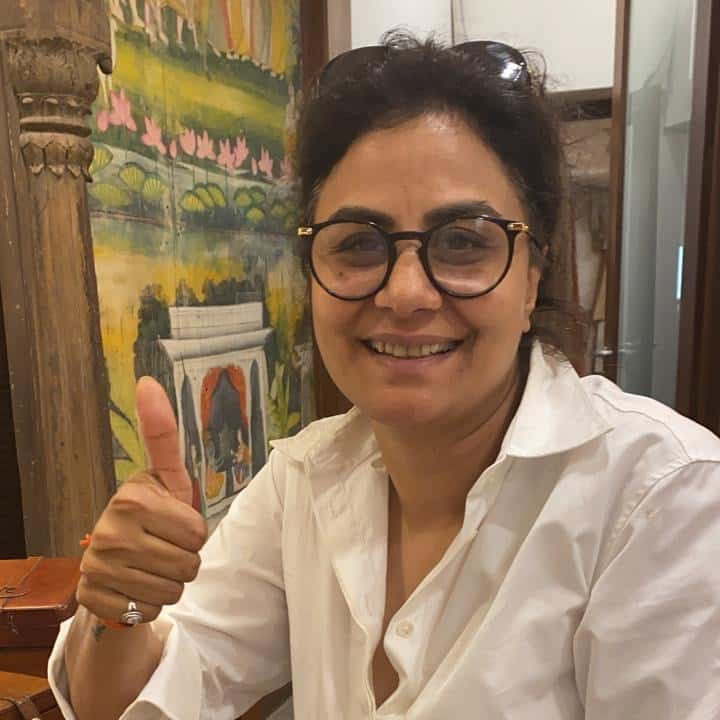 Anu Dhody supports HopeNow