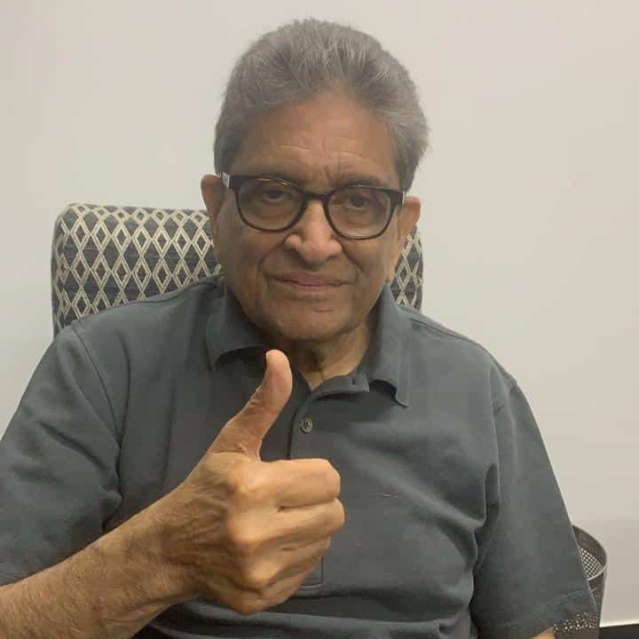Ashok Nath supports HopeNow