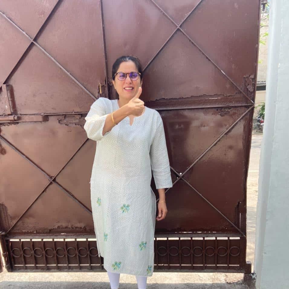 Ekta Chopra supports HopeNow