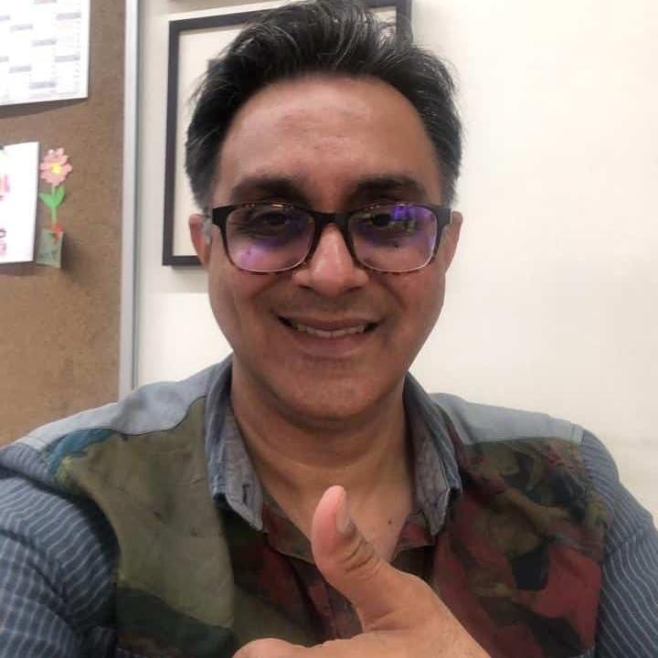 Gunjan Arora supports HopeNow
