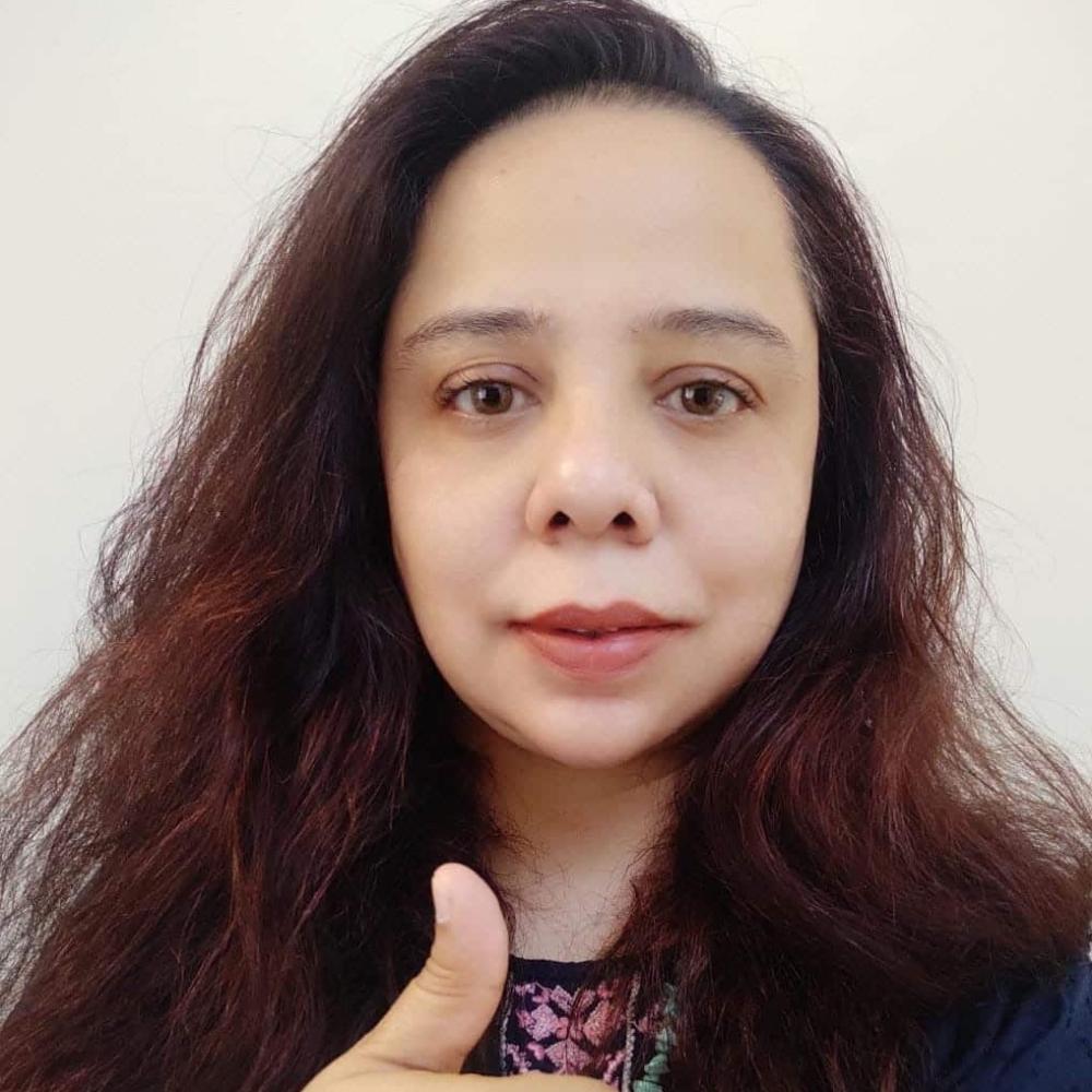 Jennifer Tharwani supports HopeNow