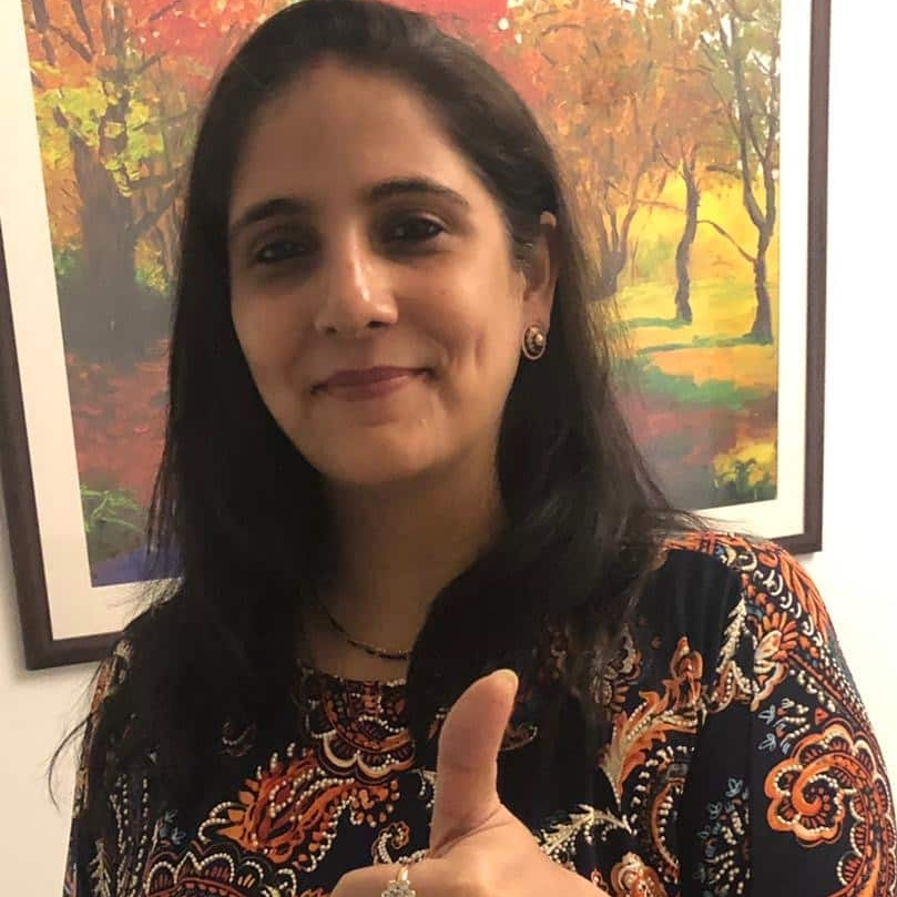 Jyotika Arora supports HopeNow