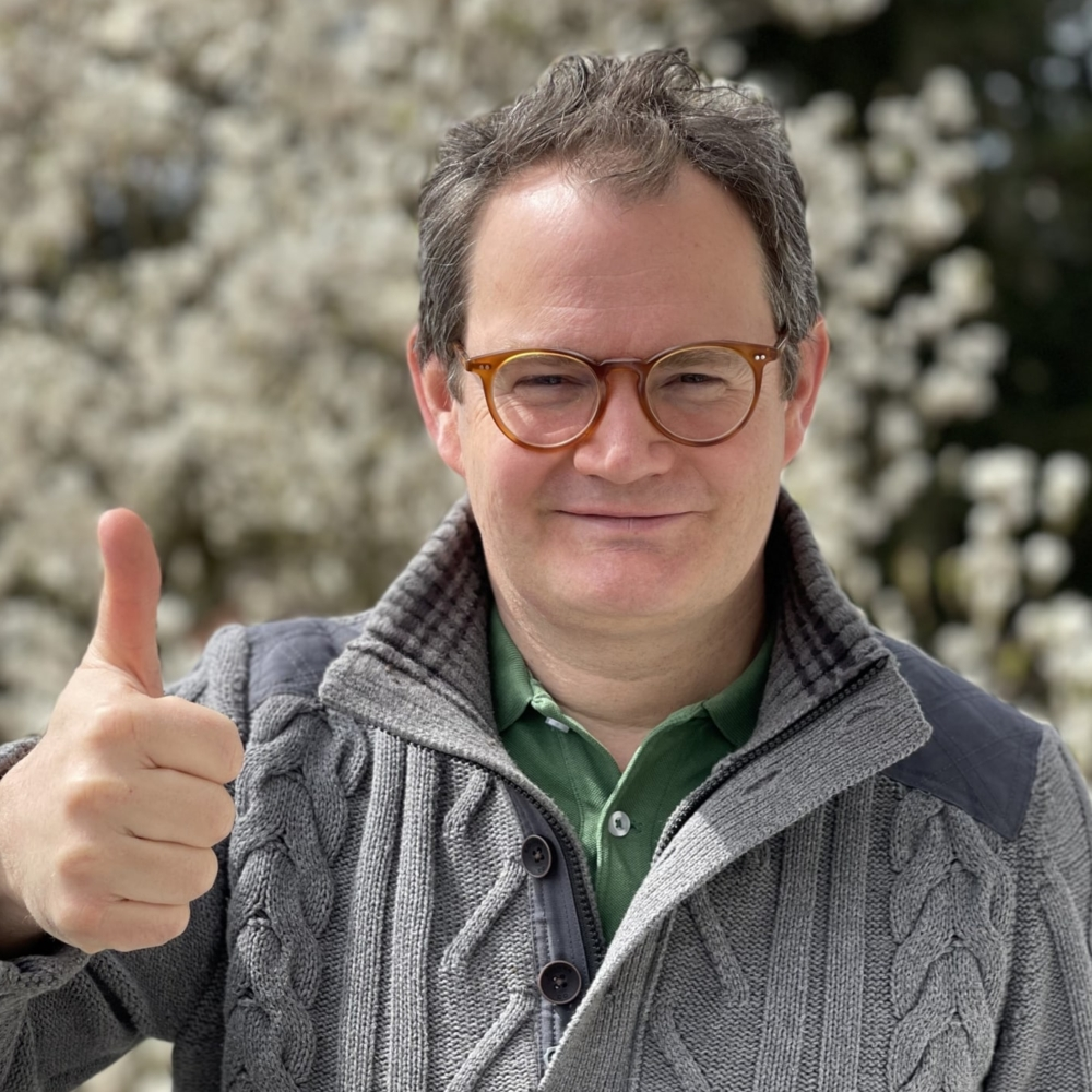 Kuno Fischer supports HopeNow