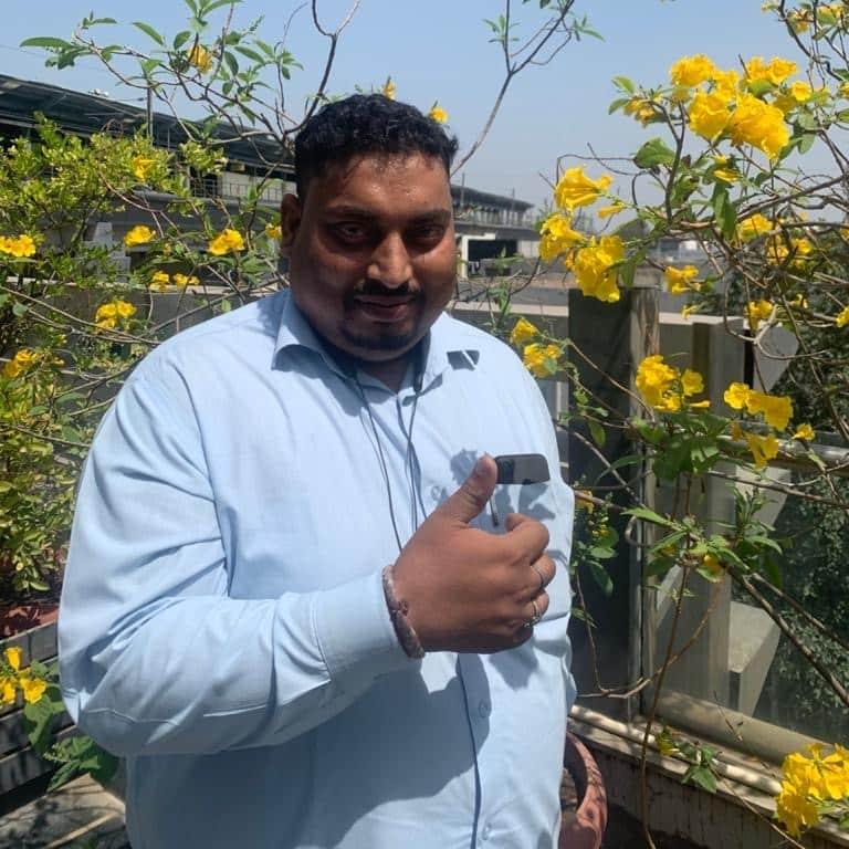 Narender Kumar Yadav