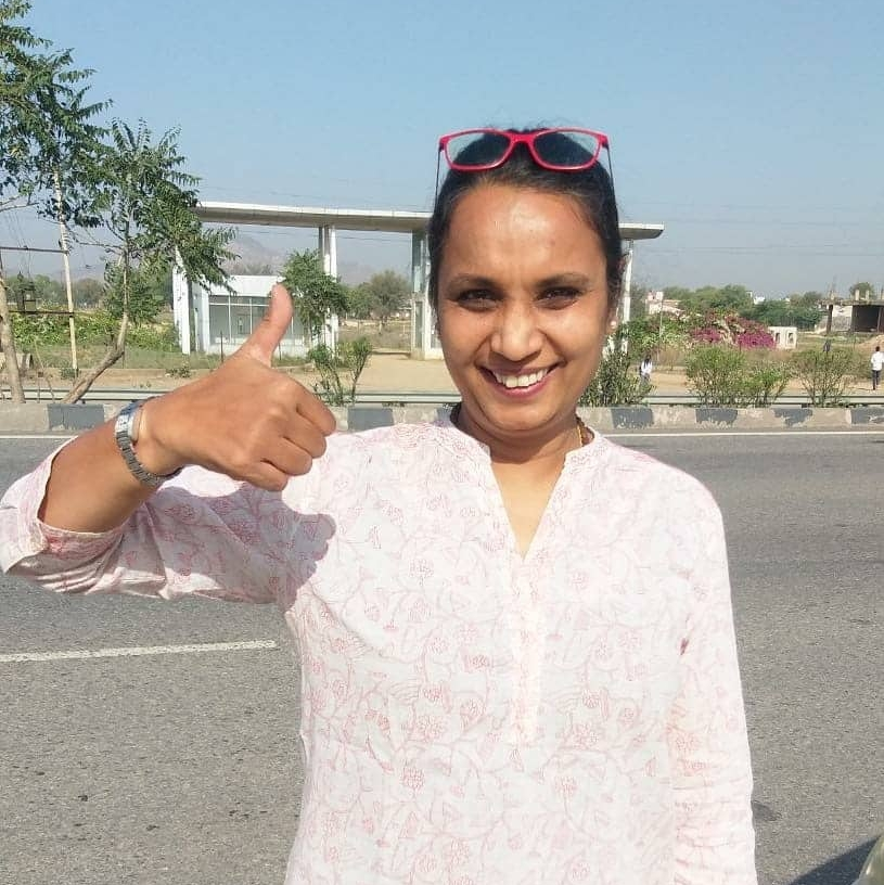 Saarika Bhargava supports HopeNow