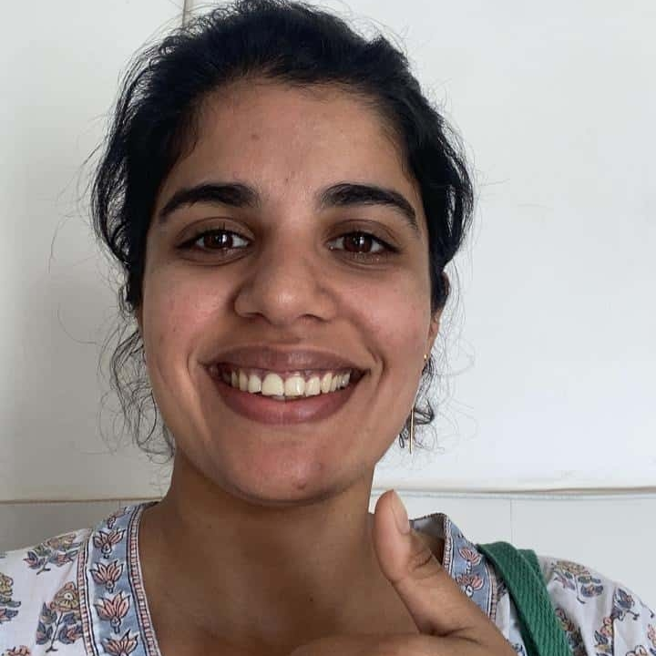 Saisha Sawhney supports HopeNow