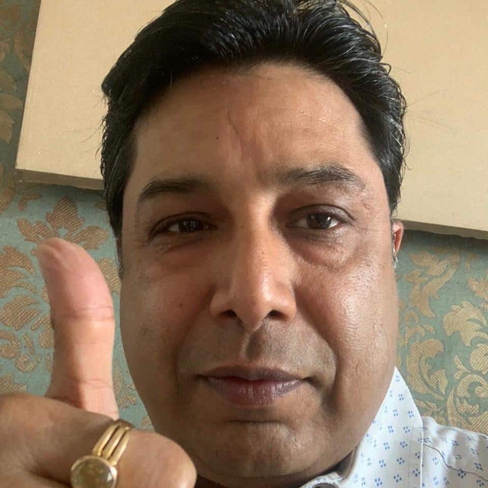 Sanjeev Agarwal supports HopeNow