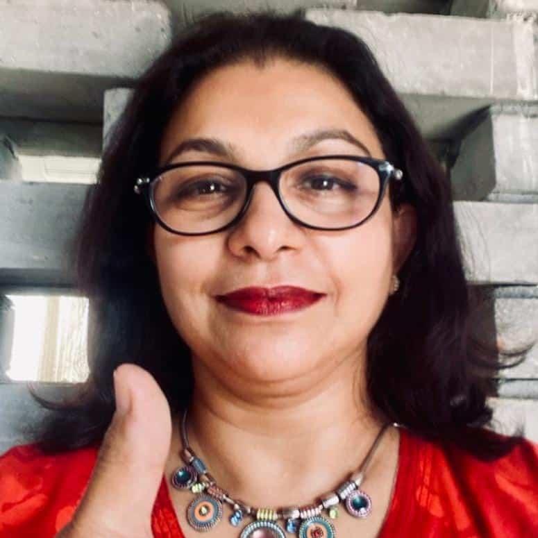 Sapnaa Nigam Kumar supports HopeNow