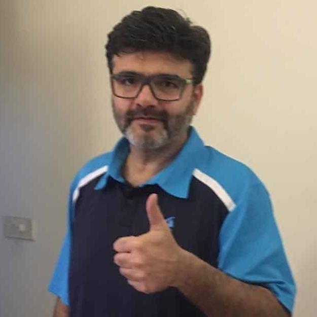 Sushant Arora supports HopeNow